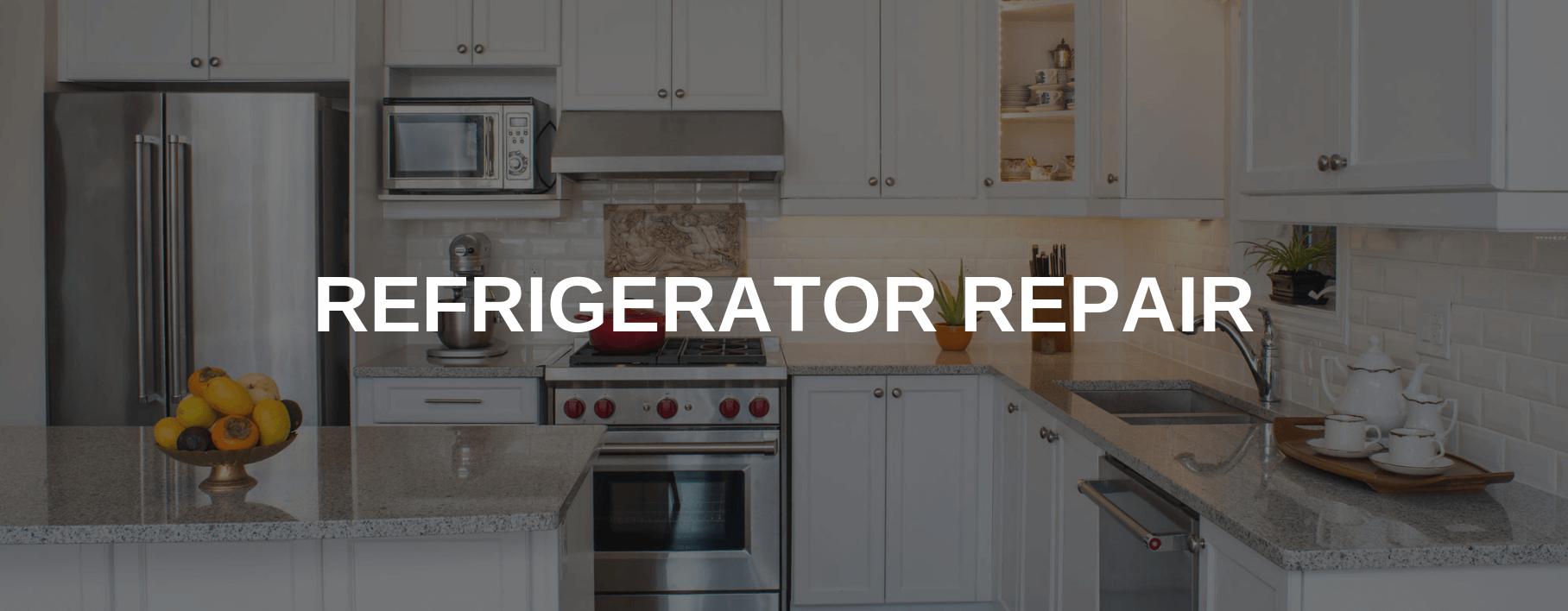 refrigerator repair new milford